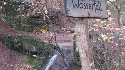 Sirzenicher Wasserfall