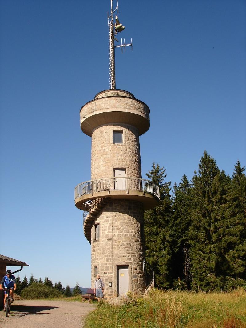 Zwischen Brend und Rohrhardsberg - auf der Wasserscheide von Donau und Rhein