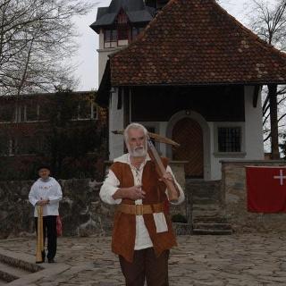 Kapelle Hohle Gasse.