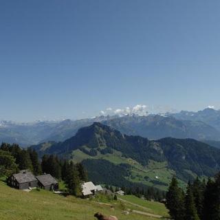 Fereiensiedlung Rigi-Scheidegg.