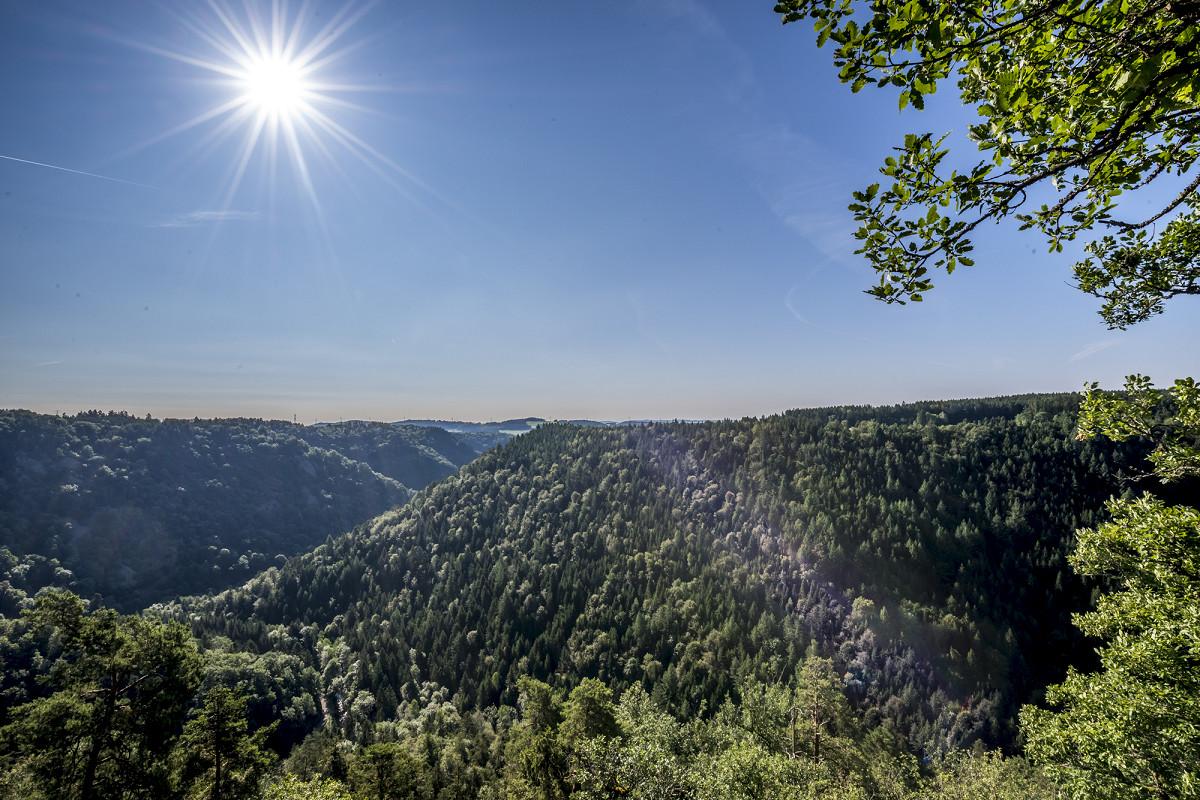 Aussichtspunkt Hohfluhfelsen