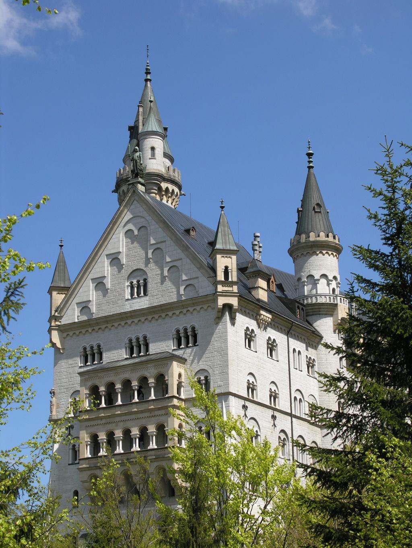 Schloß Neuschwanstein (Christel Blankenstein)