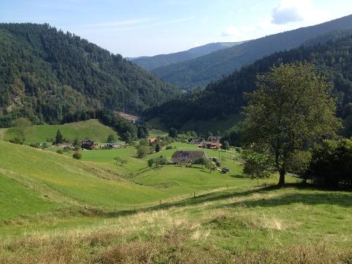 Rennrad Tour auf den Schauinsland von Badenweiler aus