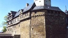 Burg Falkenstein - Selketal