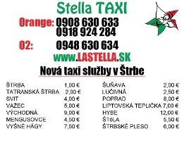 La Stella taxi