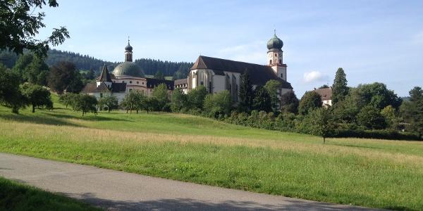 Münstertal KlosterSt. Trudpert