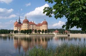 Foto Schloss Moritzburg