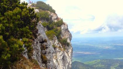 Gipfelkreuz Benediktenwand