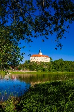 Foto Schloss Hirschstein