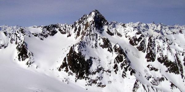 Panorama vom Gipfel