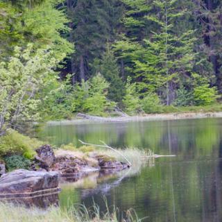 Wanderung zum Rachelsee