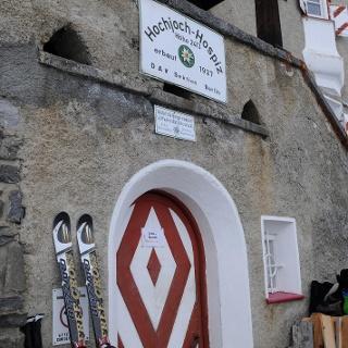 Beliebter Ötztaler Winter-Stützpunkt: Das Hochjoch-Hospiz