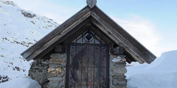 Kapelle oberhalb vom Kleinalpl
