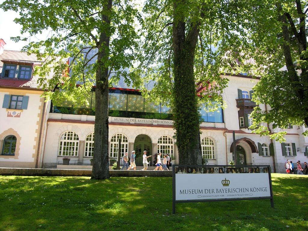 Museum der bayerischen Könige (Christel Blankenstein)