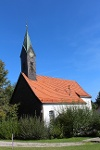 St. Magnus Oberzollhaus  - @ Autor: Alfred Kögel  - © Quelle: Kur- u. Tourismusbüro Oy-Mittelberg