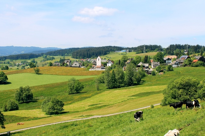 Höhenklimaweg Saiger Panoramaweg