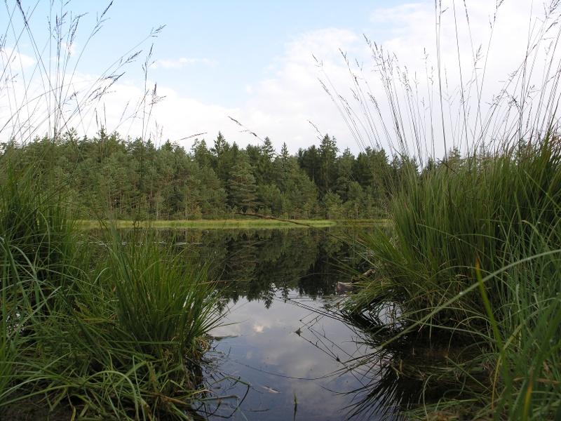 """Zum mystischen """"Grundlosen See"""""""