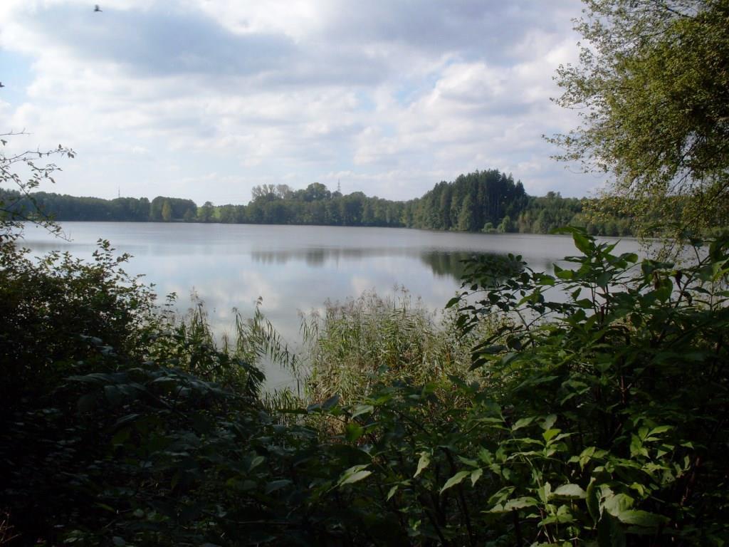 Wanderung rund um den Tinninger See