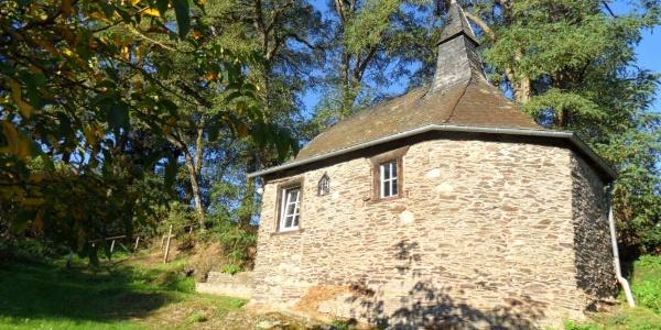 Felsenkapelle in Naurath (Wald)