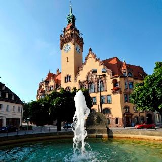 Waldheim Rathaus