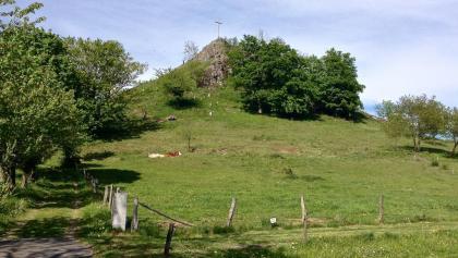 Der Wachtküppel: kleiner Berg mit großer Aussicht