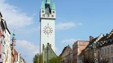 Schleifenroute DE Straubing - Deggendorf Etappe 134