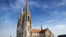 Schleifenroute DE Regensburg - Straubing Etappe 133