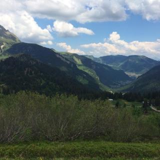 Col des Bassachaux 1778m