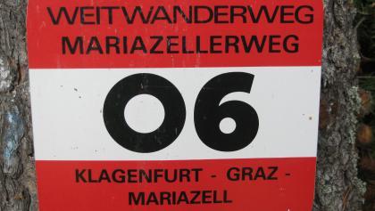 Der Kärntner-Steirische Mariazellerweg 06