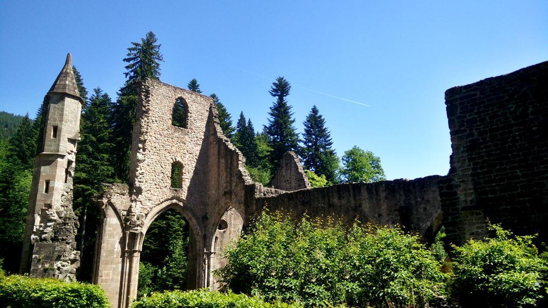 Ottenhöfen im Schwarzwald - Auf den Spuren der Mönche von Allerheiligen