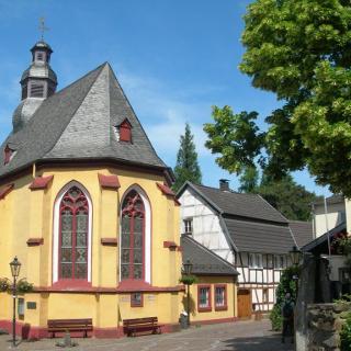 Kirche von Scheuren