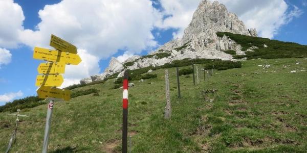 Hirscheggsattel