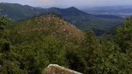 Aussicht von St. Quirin