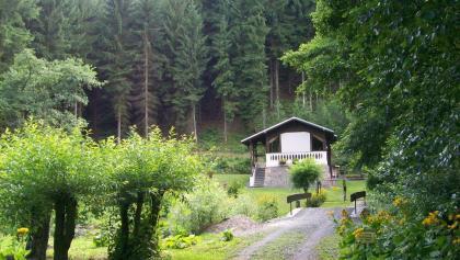Trebnitzgrund- Altes Forsthaus