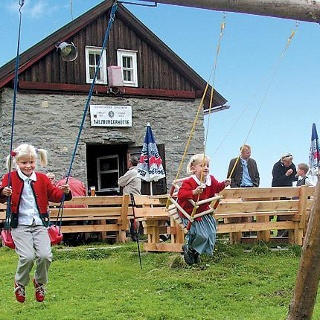 Salzburgerhütte am Kitzsteinhorn