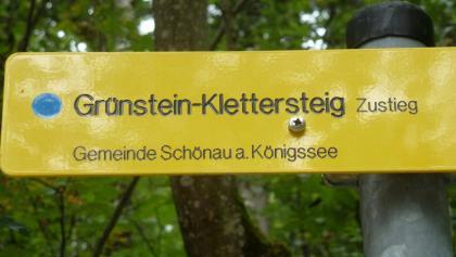 Klettersteig Königssee : Klettersteig u ohne auto grünstein am königssee miss tiger