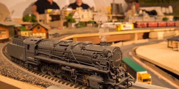 Das Modellbahnmuseum in Grafschaft