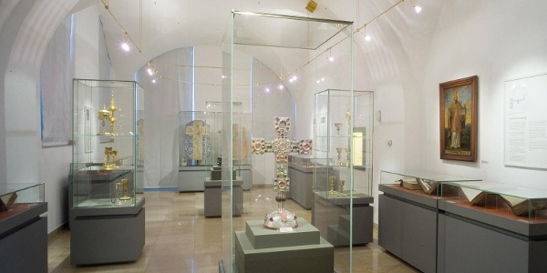 Das Museum im Kloster Grafschaft
