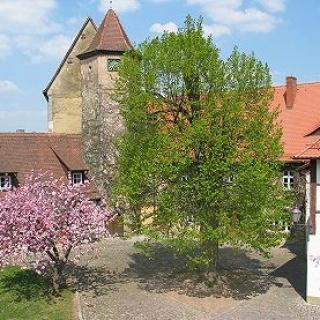 Bad Neustädter Schlosshof