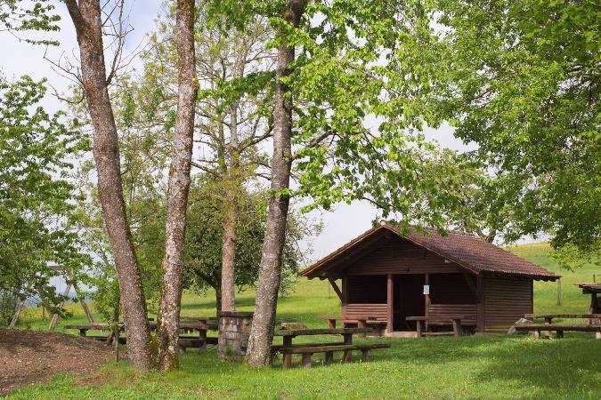 Wanderlust trifft Grillvergnügen - familienfreundliche Wanderung bei Obermettingen