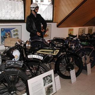 Motorradmuseum Steinebach/Sieg