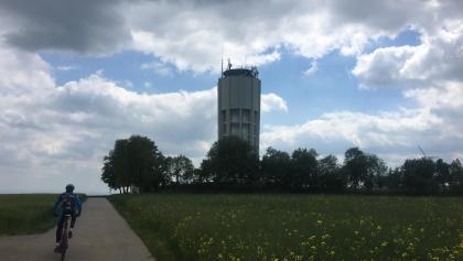 Wasserturm beim Eisberg Jettingen