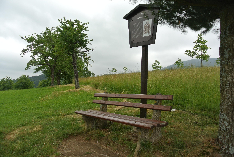 """Aussichtspunkt """"Auf der Eck"""""""