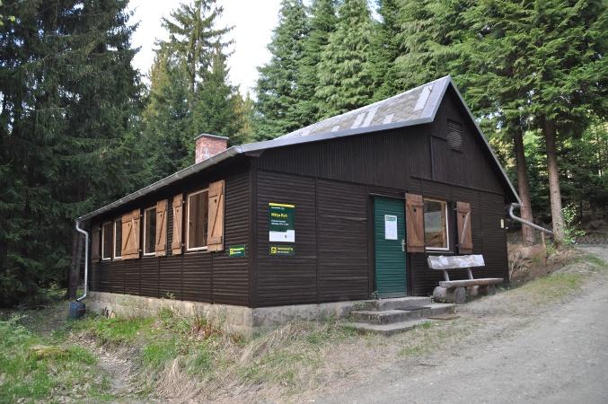 Foto Trekkinghütte Willys Ruh