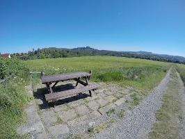 Foto Auf dem Panoramaweg bei Altendorf