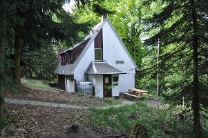 Foto Trekkinghütte Grenzbaude im Forstrevier Rosenthal