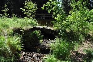 Foto Flöserbrücke über den Fuchsbach