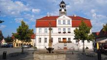 Lutherweg Sachsen von Löbnitz nach Bad Düben