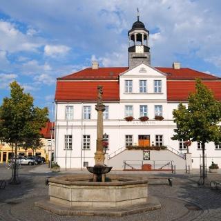 Bad Düben, Rathaus