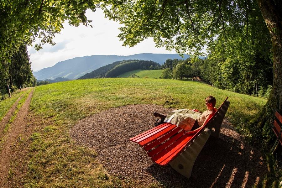 Etappenweg Ferienlandschaft Mittlerer Schwarzwald - vom Brandenkopf nach Oberharmersbach